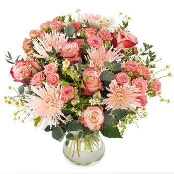 Blumenstrauß rosa Schatz bestellen