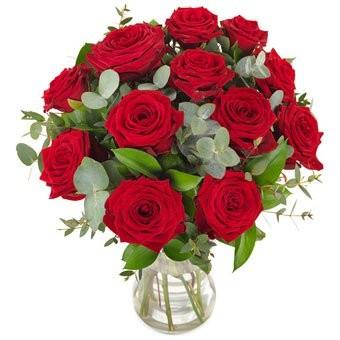 Rosenstrauß für immer Liebe