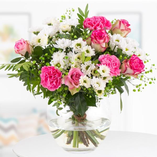 Blumenstrauß Glückskind