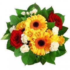 Blumenstrauß Liebe Grüße versenden