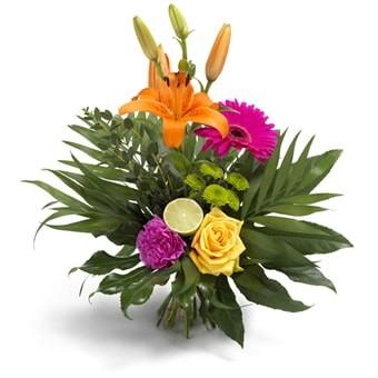 Blumenstrauß Palmero