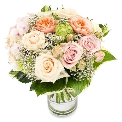 Blumenstrauß Liebeszauber