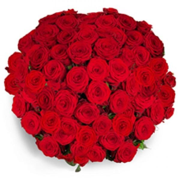 Be my Valentine - rote Rosen verschicken