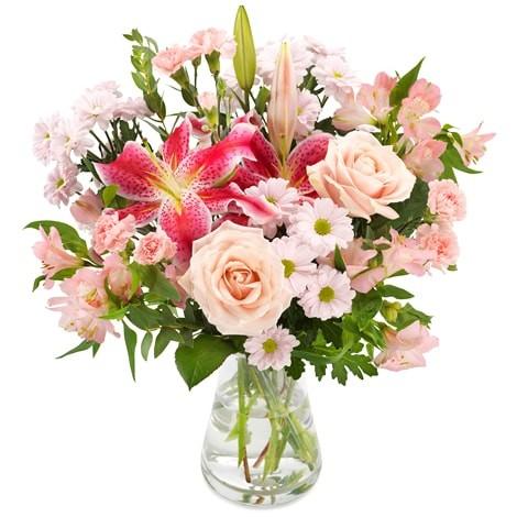 Blumen zum Muttertag - Zärtlichkeit