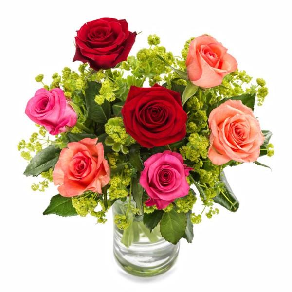 Blumen zum Muttertag - Duftfarben